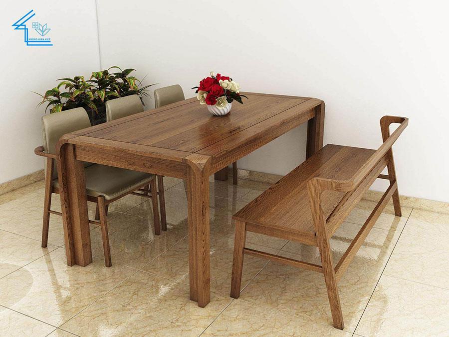 mẫu bàn ăn đẹp nội thất chung cư