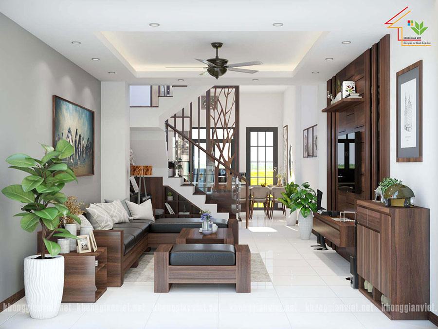 nhà anh nam hải dương thiết kế nội thất nhà phố 1