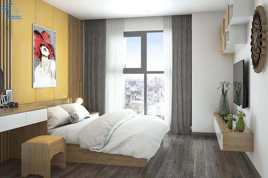 nội thất căn hộ chung cư FLC 4003 - 10