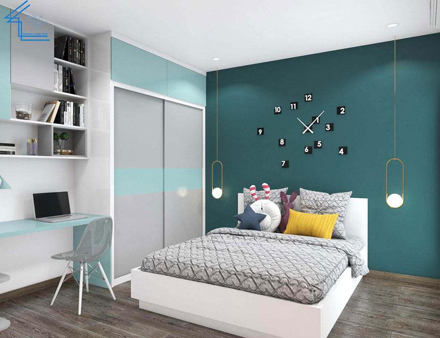 nội thất căn hộ chung cư FLC 4003 - 9