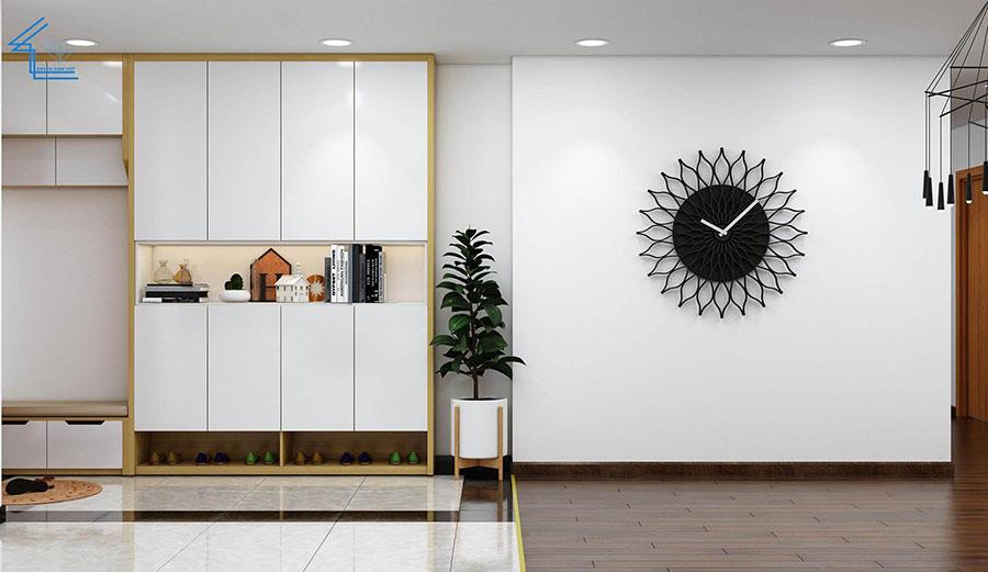 thiết kế nội thất căn hộ chung cư flc 4010-7