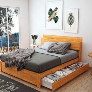 giường ngủ mẫu 10