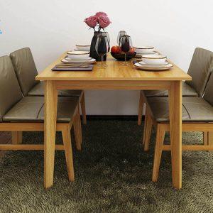 bàn ghế ăn mẫu 11