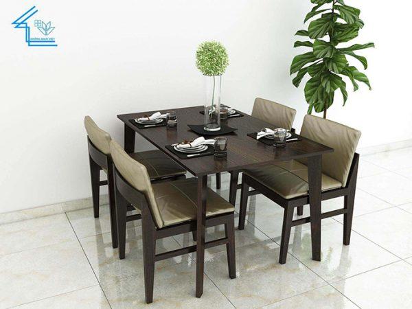 bàn ghế ăn mẫu 12