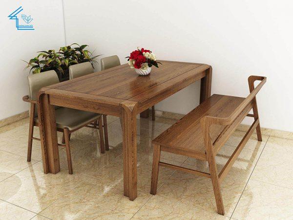 bàn ghế ăn mẫu 2