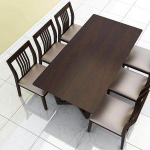 bàn ghế ăn mẫu 3