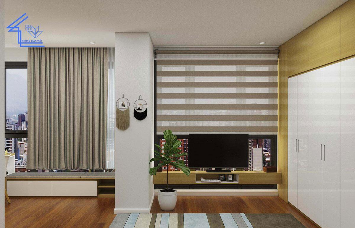 ánh sáng trong thiết kế nội thất hiện đại