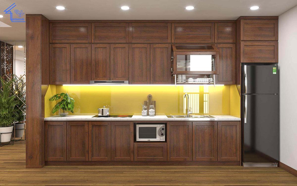 phòng bếp chung cư gamuda 6