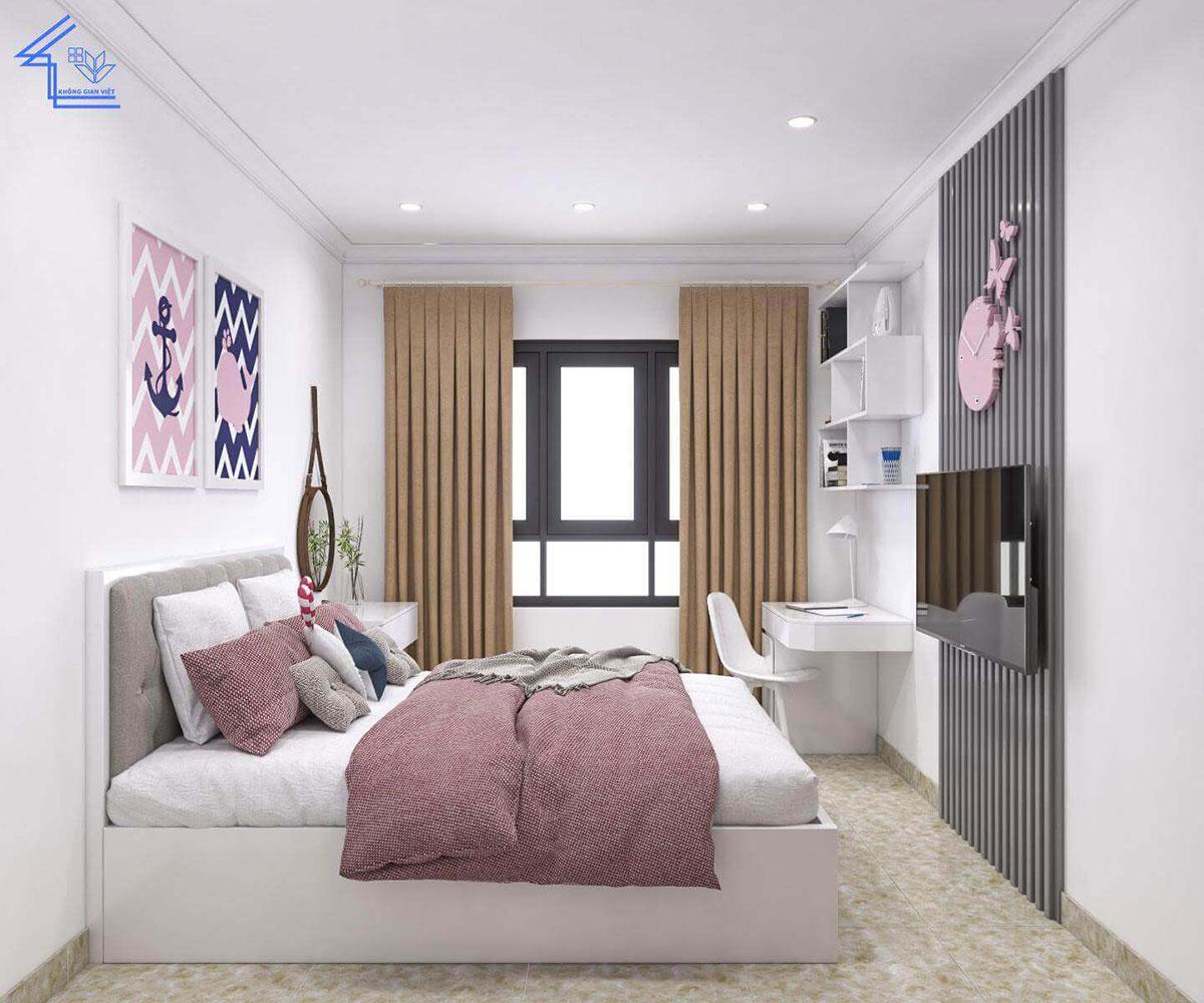 phòng ngủ chung cư muberry land