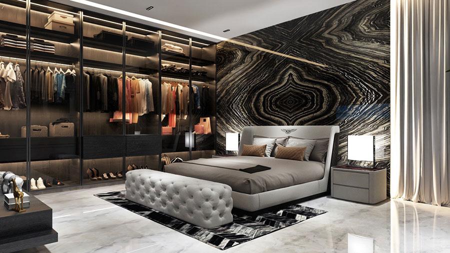 Phòng ngủ master phong cách sáng tạo