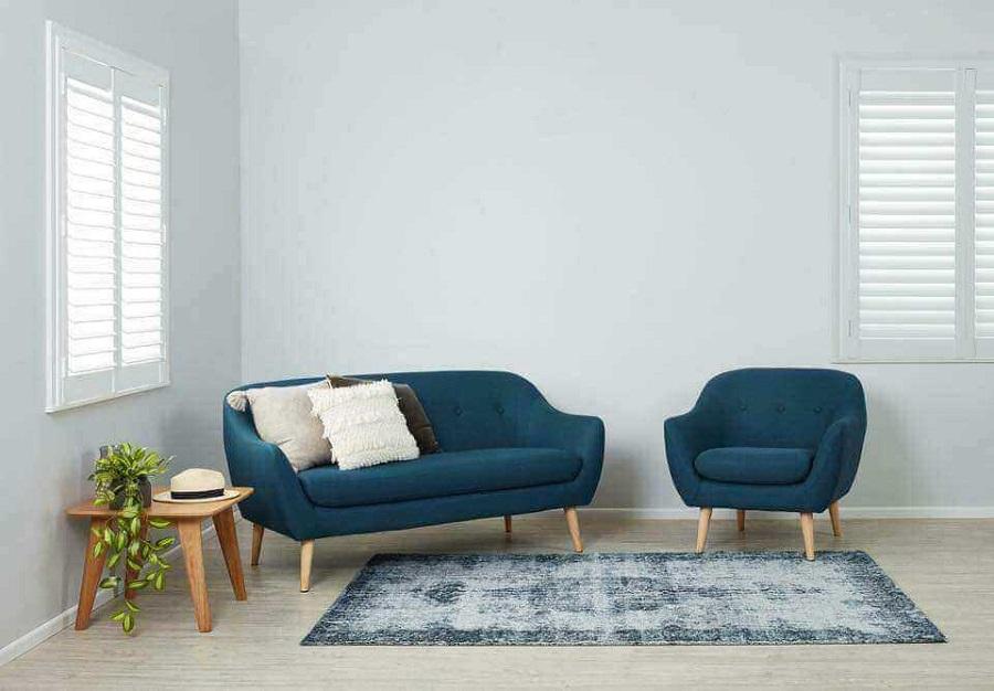 sofa sample và bàn trà